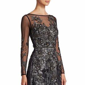 Theia designer gown